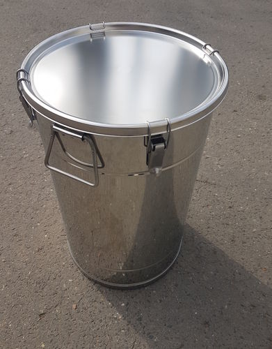 Stainless steel high quality TANK for 110 lbs honey